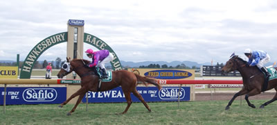 Princess Tinkabell wins at Hawkesbury